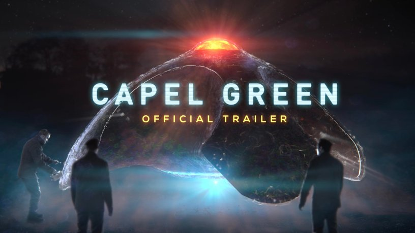 Capel Green - controversial UFO documentary