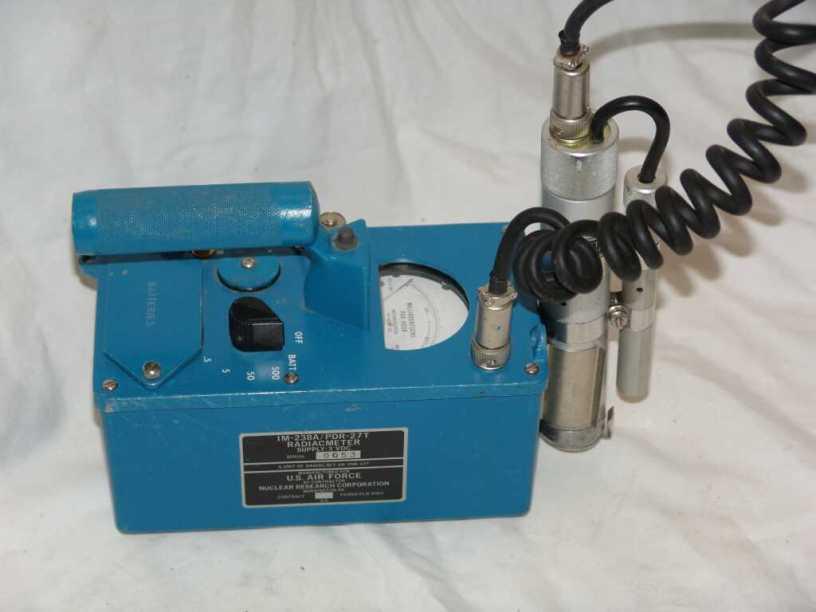 USAF Radiacmeter PDR-27T (Radiac AN/PDR-27)